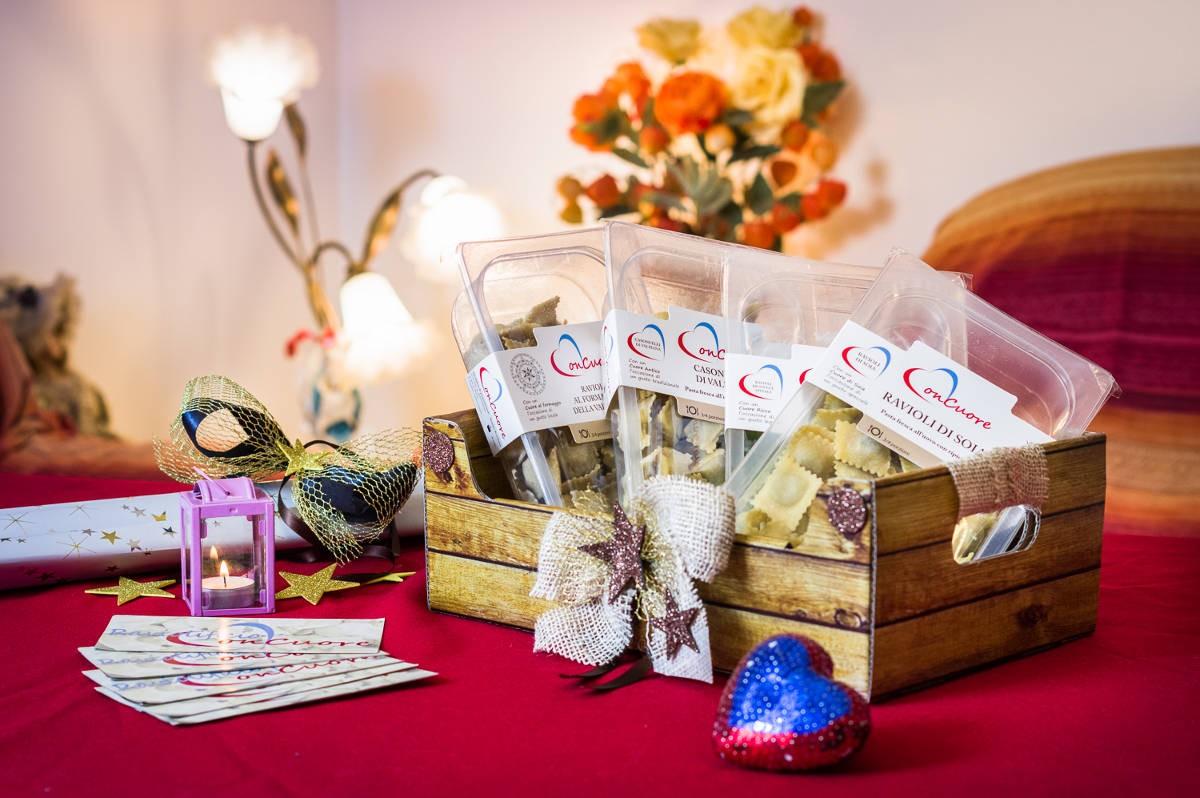 Idea regalo per un natale con cuore for Idea per regalo